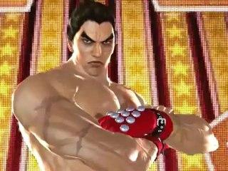 Video Test Full HD de Tekken Tag Tournament 2 Xbox 360 by Bebette