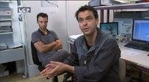 J'aimerais vous y voir… : Olivier Véran, ouvrier dans une PME