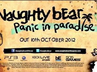 DLC Trailer de Naughty Bear : Panic in Paradise