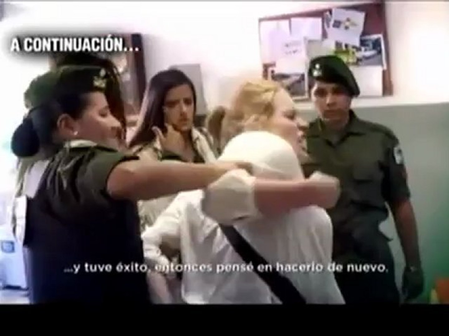 [Discovery] Mujeres Traficantes 1