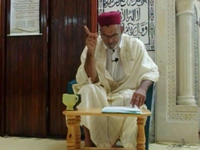 أحمد الزرافي في محاضرة