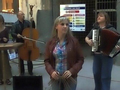 Běloruská hudba na České, Belarus folk music in Brno