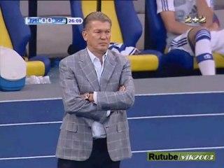 Dynamo Kyiv 1-0 Zarya / 28.09.12