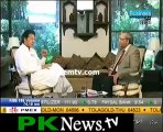 Imran Khan Special Interview with with Ch. Ghulaam Hussain – 28th September 2012