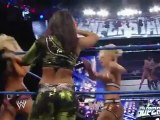 Superstars 12 23 10 Kelly Kelly Beth Phoenix vs Michelle McCool Layla Laycool