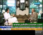 Business News - Imran Khan Special Interview with with Ch. Ghulaam Hussain - 28th September 2012 - P2