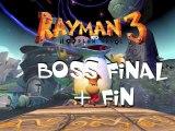 Rayman 3 Boss Final / Fin du jeu