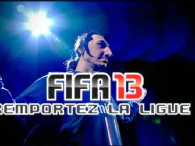 FIFA 13 : Les Guignols en mode Zlatan Ibrahimovic