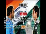 INDIA vs PAK 30 Sep 2012 Webstream Here Watch Now 7:30 Local Time