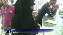 """Syrie: les """"femmes libres"""" au côté de la révolution"""