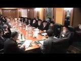 Rencontre entre M. Ahmadinejad et des juifs antisionistes  en 2007 et 2012