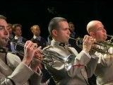 Les Petits Chanteurs de St Marc et la Musique Militaire de Lyon -(2)- Bourse du travail 2011