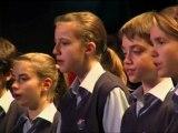 Concert Musique Militaire de Lyon et Petits Chanteurs de St Marc -(1)- Bourse du Travail 2011