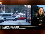 Tuerie de Toulouse : le principal suspect Mohamed Merah retranché depuis 28h