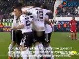 Boluspor- Beşiktaş Türkiye Ziraat Türkiye Kupası Maç özeti ve Golleri 22 Mart 2012