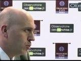 Interview d'Hervé Rotha, franchise Daniel Moquet