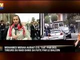 """Propaguande - Merah """"tué"""" par des tireurs du Raid dans sa fuite par le balcon"""