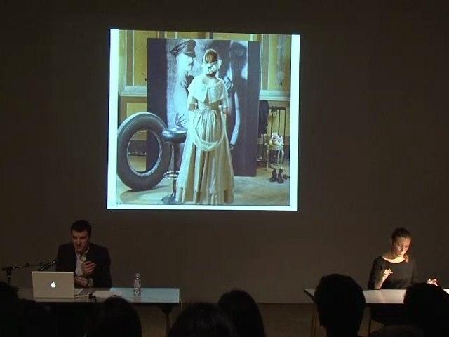 Conférence de Jean-Max Colard - Nouveau festival / 3ème édition