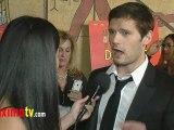 """""""Damsels in Distress"""" Premiere Arrivals Adam Brody, Analeigh Tipton, Greta Gerwig"""