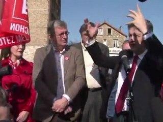 Réaction de Jean-Luc Mélenchon aux tueries de Toulouse et Montauban