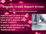 Credit Repair Services - Steps to Know For Repairing Your Own Credit