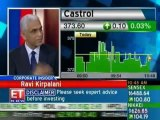 Expect margins to continue to grow: Castrol