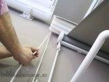 Pérgolas para áticos. Instaladores de pérgolas Madrid.