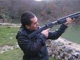 Av Tüfeği Atışları, otomatik tüfek