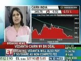 Vedanta to acquire 51-61% stake in Cairn India?