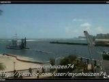 UFO .webcam. Hillsboro Lighthouse, Floride. USA.2012