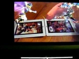 Combats de cartes RA de Kid Icarus : Uprising