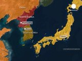 Japan readies it defences for North Korean launch