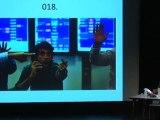 """JeuX, Conférence de McKenzie Wark, """"Le jeu de la guerre : communication constante et simultanée de toutes les unités"""" - Nouveau festival / 3ème édition"""