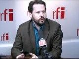 François Delapierre, invité du matin sur RFI