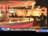 Weekend Mantra: Enjoy colourful Holi shots at Pub Nirvaan this weekend