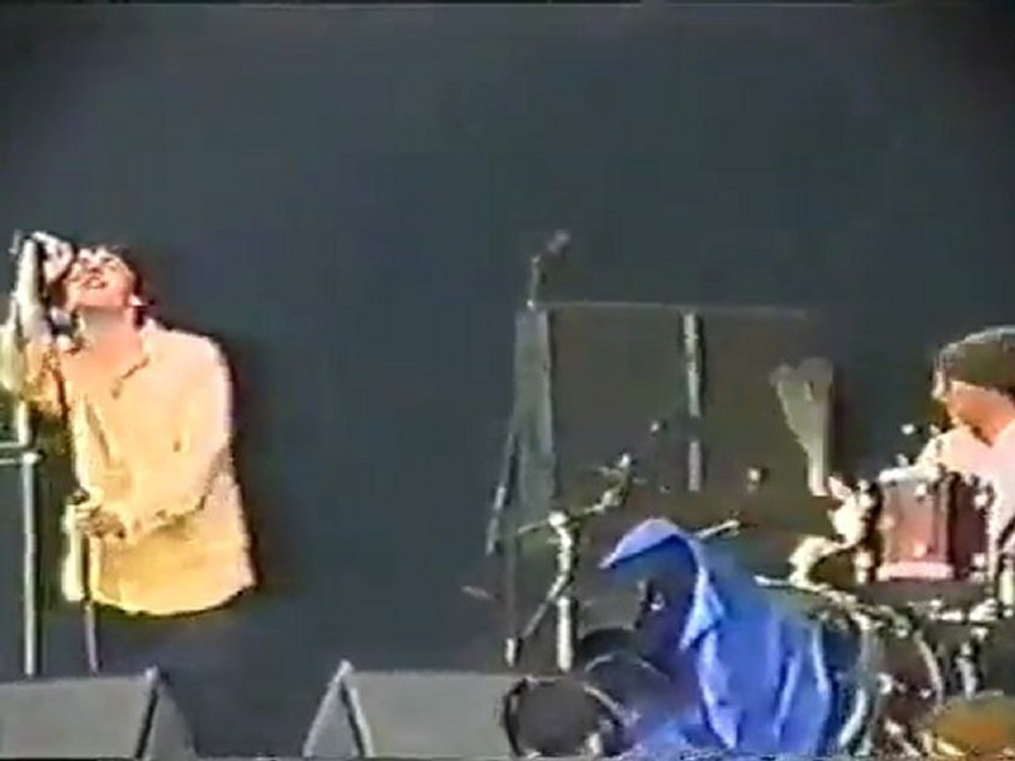 The Charlatans Just When Youre Thinkin Things Over - Phoenix Festival England 16.07.1995