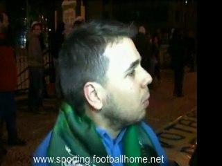 Eleições Sporting - Manif de 27 de Marco de 2011