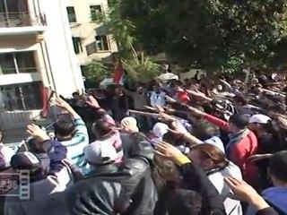 (dé)montage syrien