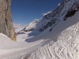Ski de randonnée au col de la Grande Casse