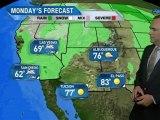 Southwest Forecast - 03/24/2012