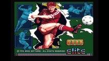 Eric Cantona Football Challenge (Super Nintendo)