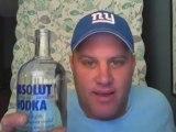 Humour /Regis boit une bouteille d'Absolut Vodka en 15 secondes !!