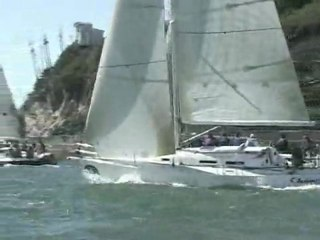 Rolex Big Boat Series, Day 1
