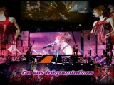 Mylene Farmer - Sans Contrefaçon live 2009 karaoke