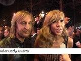 Cathy Guetta fête son anniversaire sur les Champs-Elysées
