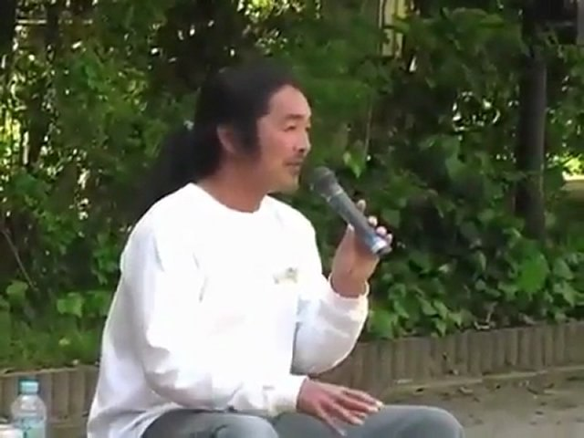 "Ex-TEPCO Engineer Reveals the Truths : ""TEPCO Is A Terrible Company"" (4/29/2011)/元東電社員・木村俊雄氏が真実を語る"