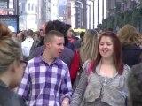 Dublin City - A funtastic walk through Stephens Green, Dublin in 2011