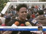 """Horacio Blanco: """"No se puede ser tan rata, no se puede matar a la gente así por así"""""""