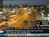 Sismo de 6,4 grados Richter sacude Chile