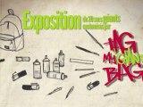 Exposition Eastpak Tag My Giant Bag #01